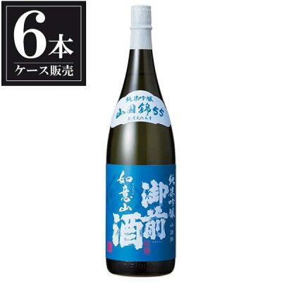 御前酒 純米吟醸 如意山 1.8L
