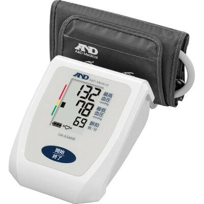 A&D 上腕式血圧計 UA-654MR(1台)