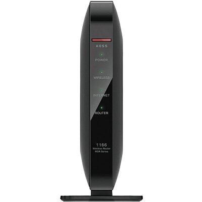 BUFFALO wifiルーター  WSR-1166DHP4-BK