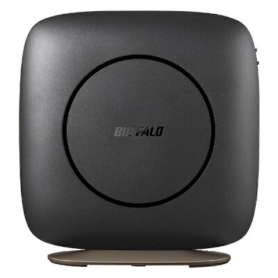 BUFFALO Wi-Fiルーター WSR-2533DHP3-BK