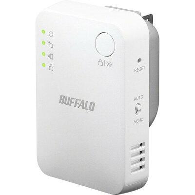 BUFFALO 無線LAN中継機 エアステーション WEX-733DHPS
