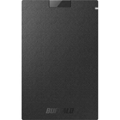 BUFFALO 外付けSSD SSD-PGC2.0U3-BC