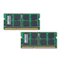 BUFFALO PCメモリー D3N1333-4GX2/E