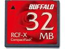 BUFFALO コンパクトフラッシュ RCF-X32MY