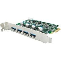 BUFFALO 増設インターフェースボード IFC-PCIE4U3S