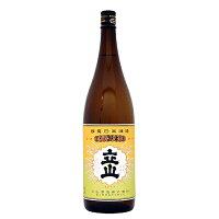 立山 特別純米酒 1.8L