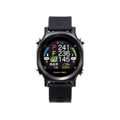 EV-933-BK 朝日ゴルフ GPSゴルフナビ 距離計測器 イーグルビジョン ウォッチ エース EAGLE VISION watch ACE