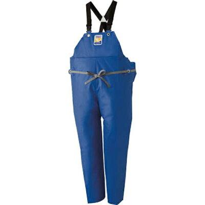ロゴス 12063152 マリンエクセル 胸当て付きズボン膝当て付きサスペンダー式 ブルー L