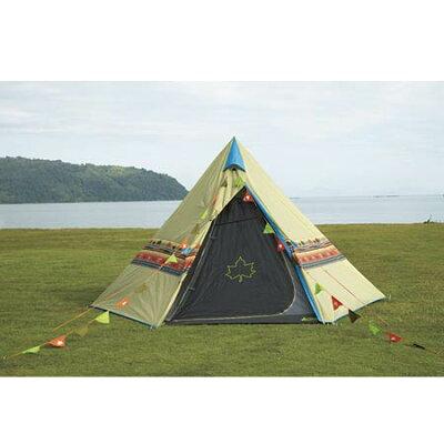 ロゴス LOGOS Tepee ナバホ 400セット ワンポール テント 71809510