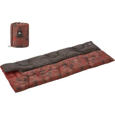 LOGOS/ロゴス 丸洗いデザインセンタージップシュラフ-2プランツ72602000冬用 スリーピングバッグ 封筒型