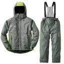 ロゴス LOGOS 油に強い防水防寒スーツ サーレ グレー 3Lサイズ 0000030615210