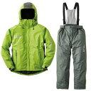 ロゴス LOGOS 油に強い防水防寒スーツ サーレ グリーン Lサイズ 0000030615362