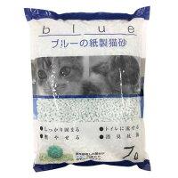 猫砂 ペットプロ ブルーの猫砂(7L)
