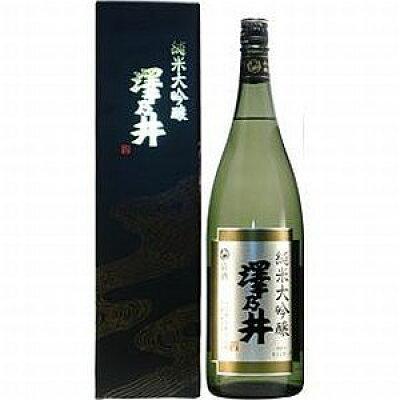 澤乃井 純米大吟醸 1.8L