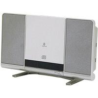 コイズミ ステレオCDシステム SDB-1700/W ホワイト