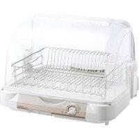 コイズミ 食器乾燥器 ホワイト KDE-6000/W(1台)