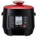 コイズミ マイコン電気圧力鍋 レッド KSC-3501/R(1台)