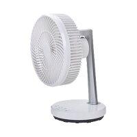 コイズミ 卓上扇風機 ホワイト KLF-2014/W(1台)