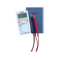 SANWA SANWA 三和電気計器 ポケット型デジタルマルチメータ PM3 2848546