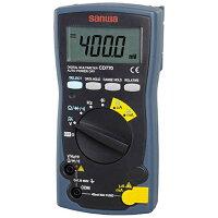 SANWA SANWA 三和電気計器 デタルマルチメータ DC AC600Vまで CD770 3260861