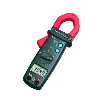SANWA SANWA 三和電気計器 DC AC両用デジタルクランプメータ DCM400AD 2848481