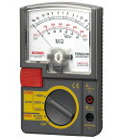 SANWA/三和電気計器 絶縁抵抗計 PDM5219S-P ケース付 ブリスタ