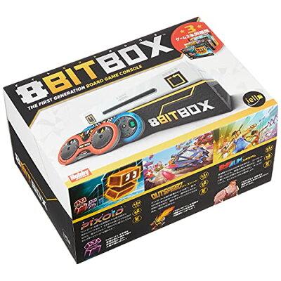 ボードゲーム 8BIT BOX エイトビット ボックス 日本語版 ホビージャパン
