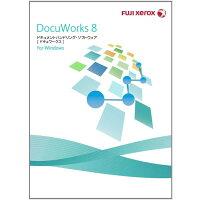 富士ゼロックス DocuWorks8日本語版/1ライセンス基本 V.8.0.7