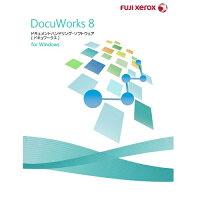 DocuWorks8日本語版アップグレード 5ライセンス基本パッケージ SDWA118C