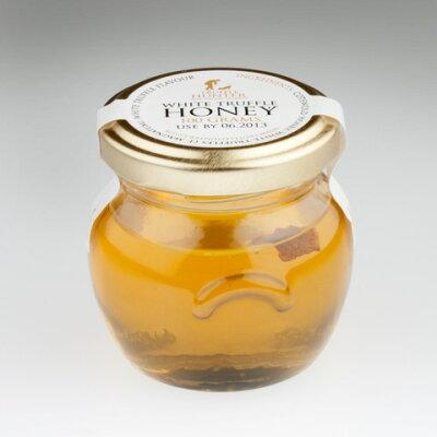 (TruffleHunter)白トリュフ蜂蜜 100g