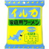 小笠原製粉 イルカラーメン1食 塩とんこつ味 92g
