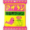 小笠原製粉 アザラシラーメン1食ごましょうゆ味 92g