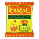 小笠原製粉 とりめしラーメン1食チキンしょうゆ味 89g