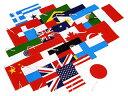 ナショナルハット 万国旗(布) N-930