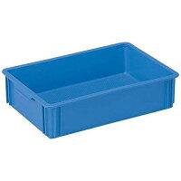 3757600 サンコー フィッシュコンテナーA ブルー PE製 4983049331129