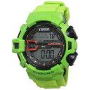クレファー ティー・スポーツ T-SPORTS デジタル腕時計 TS-D044-GN グリーン