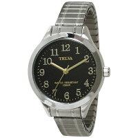 クレファー クレファー 腕時計 TEAL041BKS