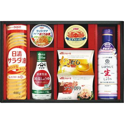ヤマサ鮮度生活減塩しょうゆ詰合せ 調味料 詰め合わせ セット MR-40 10
