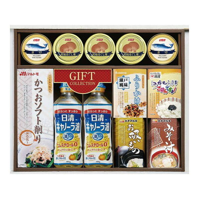 醤油 だし ギフト   日清 & 和風食品ギフト YN-80R