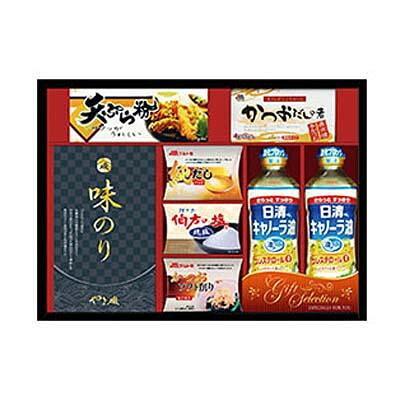 調味料 ギフト 味付け海苔 油 日清 & やま磯 バラエティギフト LC 40R