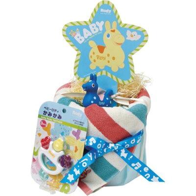 ロディ「おむつケーキ」 ブルー C9072586