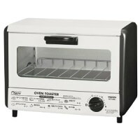 YAMAZEN オーブントースター NYT-860(W)