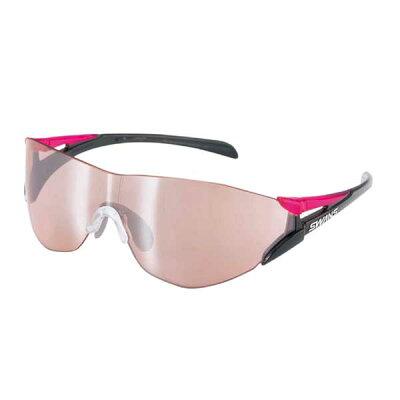 スワンズ SWANS ソウ-II-C/SOU-II-C BK/P シルバーミラー×ライトピンク SOU2C-0709