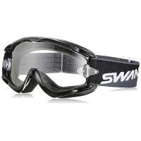 SWANS ( 山本光学 ) MX-CHAMBOゴーグル ( ティアオフ付き ) ブラック