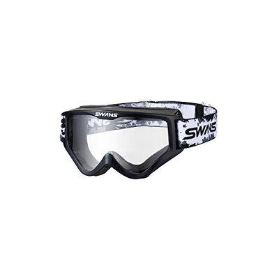 SWANS MX-797-PET メガネ対応ダートゴーグル カラー:ブラック