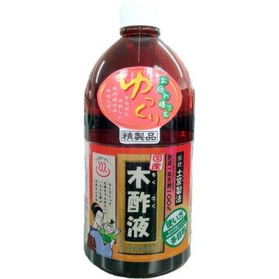 純粋 木酢液(1L)