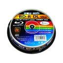 HIDISC BD-R DL HDBD-RDL6X10SP