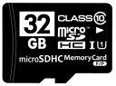 microsdhcカード class10 uhs-i対応  b sd変換アダプター/プラ mfmcsdhc _bulk