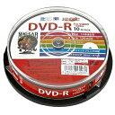 HIDISC DVD-R HDDR12JCP10