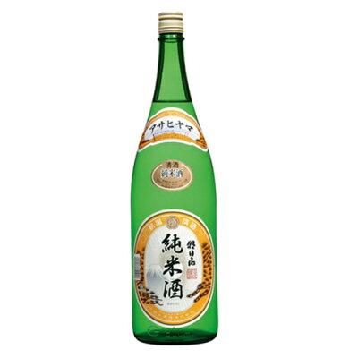朝日山 純米酒 蔵 1.8L